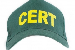 10140 C.E.R.T. Baseball Hat