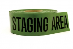 10082 Triage Tape Green