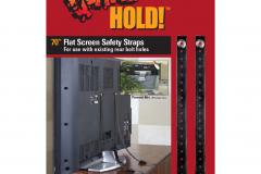 "4516 70"" Flat Screen TV Safety Strap"