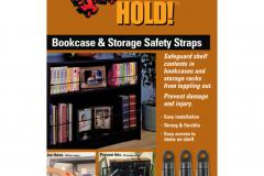 5040 Bookcase and Storage Strap