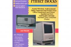 2200 Computer/Printer Blocks
