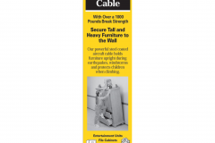 2830 & 2890 Steel Furniture Cable