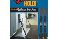 4520 Flat Screen TV Safety Strap