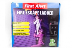 10343 Fire Excape Ladder 3-Story