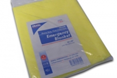 10347 Yellow Paramedic Blanket