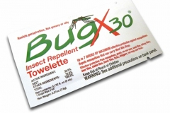 10505 Insect Repellent Wipes