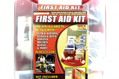 10386 FIRST AID KIT (234 Piece)