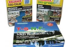 71620 Bio-Blue Toilet Chemicals