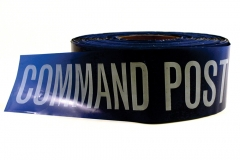 10080 Triage Tape - Command Post (Blue)