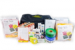 13067 Incident Command & Triage Kit On Wheels
