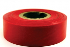 "11901 1 3/16""X300 Red Flagging Tape"