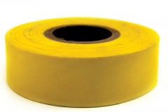 "11902 1 3/16""X300 Yellow Flagging Tape"
