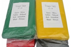 74101 Triage Tarps