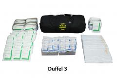 10410 Trauma Unit 500 Bag (3) of 3