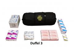 10411 Trauma Unit 1000 Bag (3) of 5