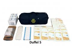 10411 Trauma Unit 1000 Bag (5) of 5