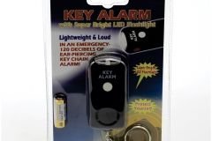 11175 Key Chain Alarm With Light