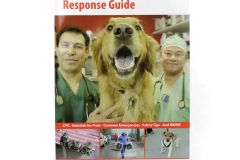 10297 Pet First Aid & Disaster Response -115 pages
