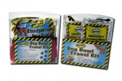 13068 Pet Travel Bowl Kit-New Retail Packaging