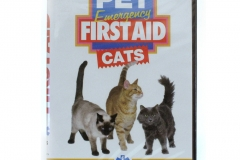 11245 Pet Emergency First Aid DVD - Cats