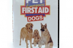 11246 Pet Emergency First Aid DVD - Dogs