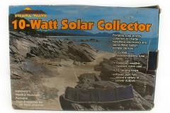11022 10 Watt Solar Collector w/ Controller