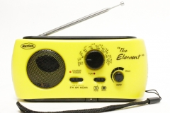 "10200 Mayday ""The Element"" Solar/ Dynamo/ Radio with NOAA"