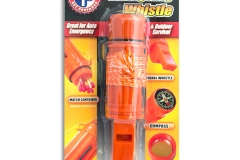 76502 5-In-1 Survival Whistle.