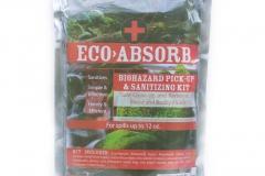 10414 Biohazard Pick Up & Sanitizing Kit