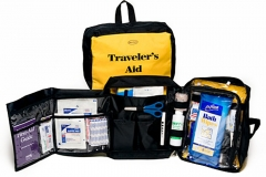 13073 Travelers Aid - 73 Piece Personal Hygiene And First Aid