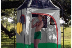11399 Deluxe Camp Shower / Shelter Combo