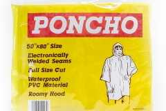 11420 Adult Heavy Duty Poncho