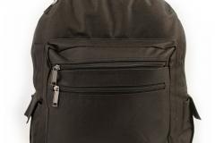 11660 BLACK Adult Size Back Pack