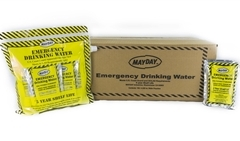 73011 Mayday Pouch Water (Case of 100)