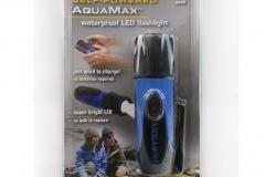 11015 Mega Brite Dynamo Flashlight W/Universal Cell Phone Charger