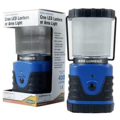 10987 400 Lumens Lantern With Cree Bulb Mayday Industries